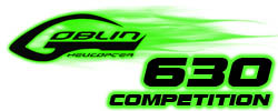 SAB Goblin 630 COMPETITION