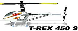 T-REX 450 S