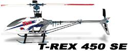 T-REX 450 SE