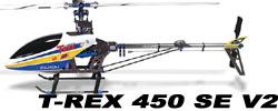 T-REX 450 SE V2