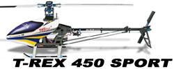 T-REX 450 SPORT