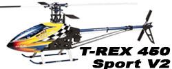T-REX 450 Sport V2
