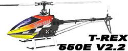 T-REX 550E V2.2 FBL