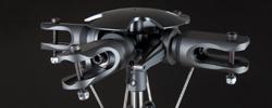 CopterX 600 4-Blatt - Rotorkopf