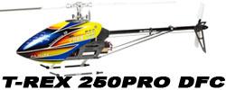 T-REX 250 PRO DFC