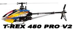 T-REX 450 PRO V2