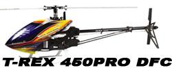 T-REX 450 PRO DFC