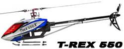 Align T-REX 550E