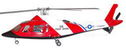 Spare Parts of Scale Agusta A-10
