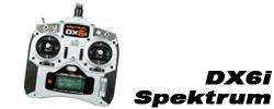 Spektrum DX6i Ersatzteile