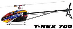 Align T-REX 700E