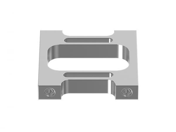 Mikado LOGO 550 / 600 / 690 Motorplatte Aluminium-30mm