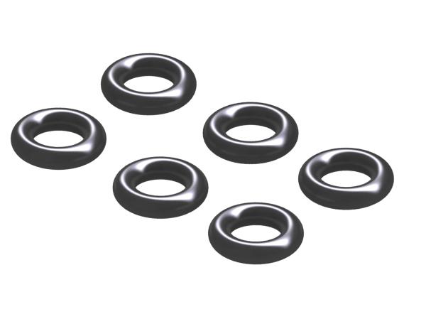Mikado LOGO 800 XXTREME O-Ring Set Rotorkopf Zentralstück