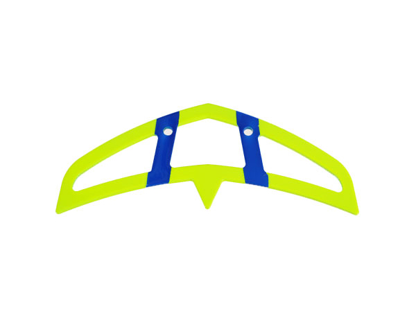 Mikado LOGO 550 SE / 600 SE Höhenleitwerk Neon-Gelb