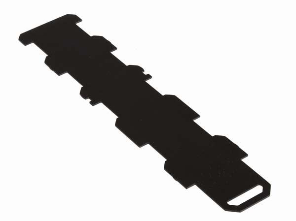 Mikado LOGO 550 / 600 / 690 Akkubefestigungsplatte