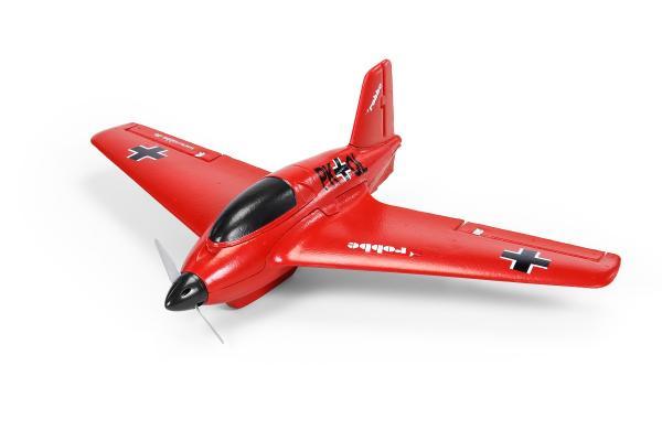 Robbe Me 163 Kraftei Nano-Racer rot ARF