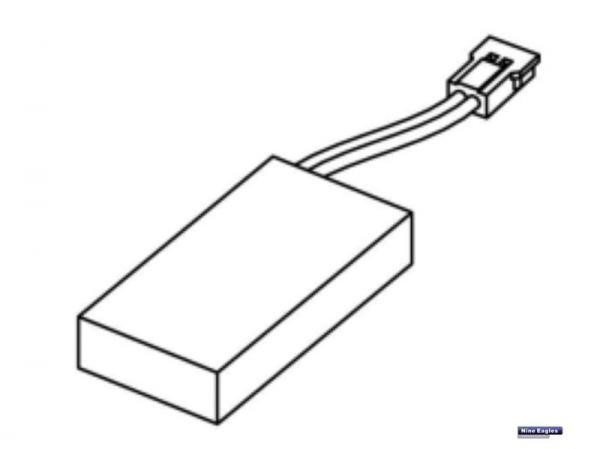 Robbe LiPo - Akku 3,7 V 350 mAh