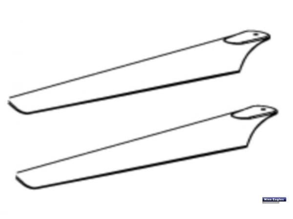 Robbe Nine Eagles Solo Pro 128 EC145 Hauptrotorblätter