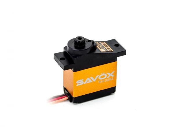 SAVÖX Digital Servo SH-0254 mit Kunststoff - Getriebe
