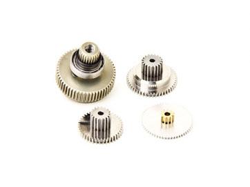 SAVÖX Servogetriebe INKL. Kugellager für SC-1257/SC-1258