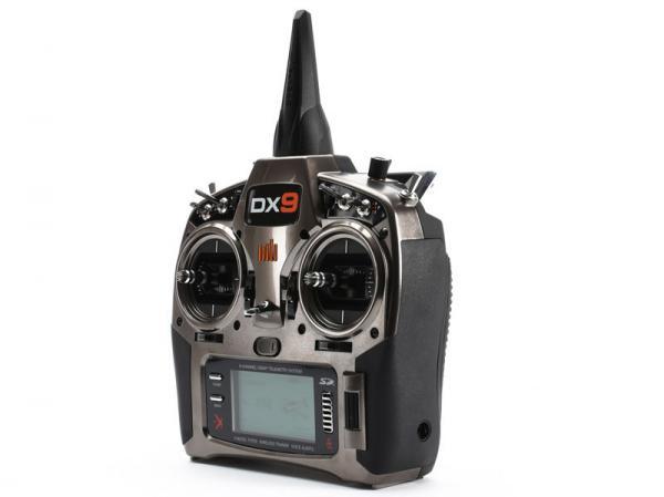 Spektrum DX9 nur Sender MD1-4