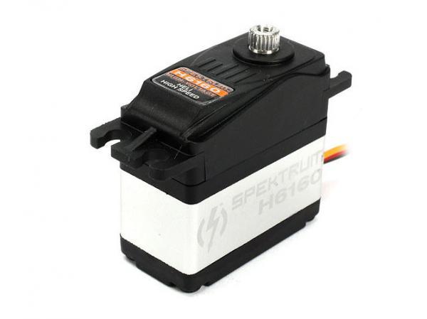Spektrum H6160 HV High Speed Heli Taumelscheibenservo MG