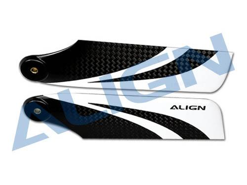 Align 3K Carbon Heckrotorblätter 115mm