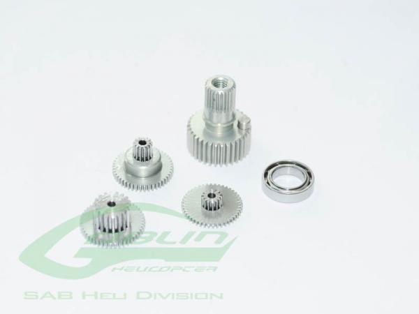 BK Servogetriebe Set für DS-5001HV und DS-7005HV