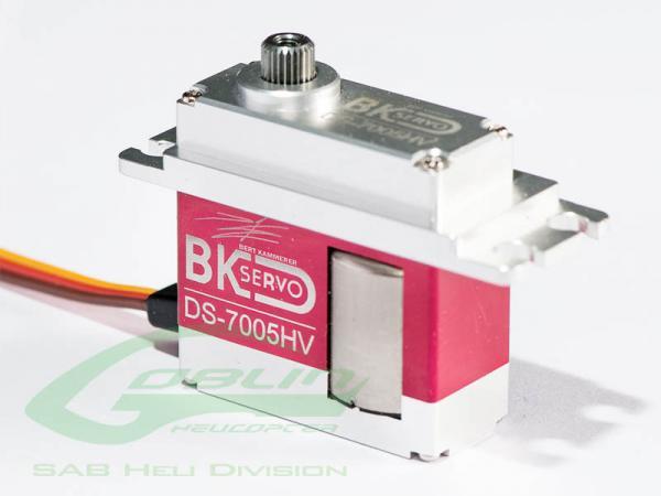 BK DS-7005HV Heckservo