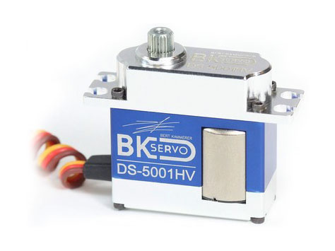 BK DS-5001HV Taumelscheiben Servo