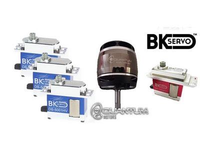 BK 500 Servo & Motorset