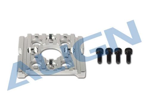 Align 600E PRO CNC Alu Motorträger für Performance Booster