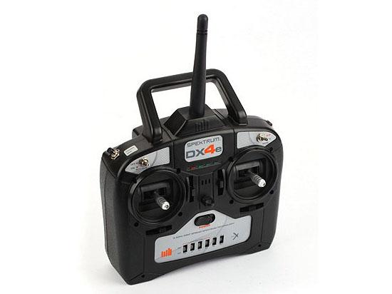 Spektrum DX4e 4 Kanal Sender ohne Empfänger MD 2 (lose)