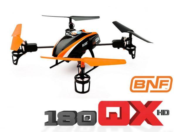 Blade 180 QX HD Quadcopter mit HD Videokamera BNF