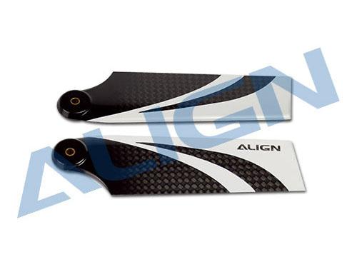 Align 3K Carbon Heckrotorblätter 95mm