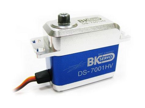 BK DS-7001HV HV Taumelscheiben Servo