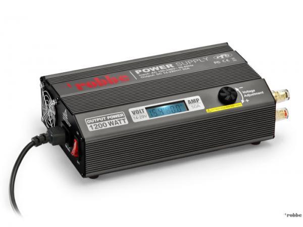 Robbe Netzteil 1200 Watt 50A 14 - 29V