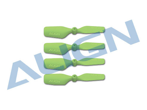 Align T-REX 150 Tail Blade Green