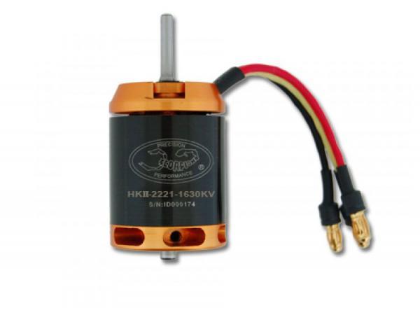Scorpion HK II 2221 1630Kv Brushless Motor