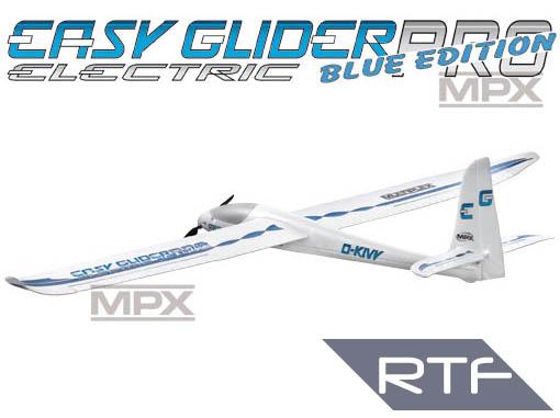 Multiplex EasyGlider PRO electric BlueEdition RTF Mode 2/4