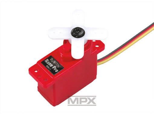 Multiplex Servo Nano Pro MG