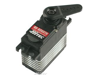 Hitec Servo HS-8360TH HV Ultra Premium Response mit Titangetriebe