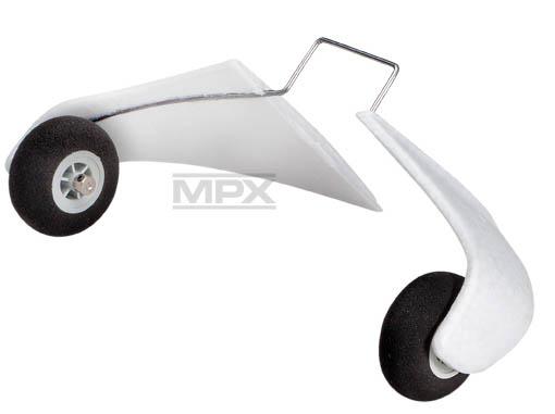 Multiplex SHARK Fahrwerkssatz