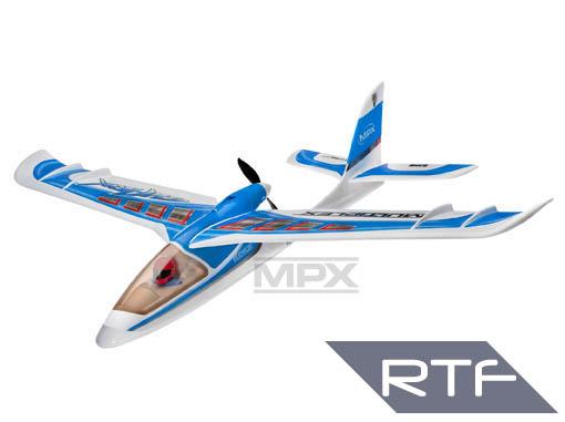 Multiplex SHARK RTF Mode 2/4