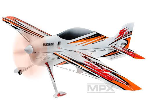 Multiplex RR STUNTMASTER 3D Parkflyer