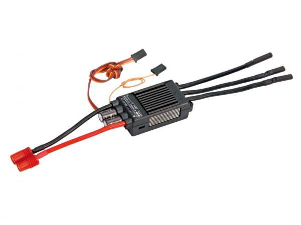 Graupner 100A HV Brushless Control +T 100 HV G6
