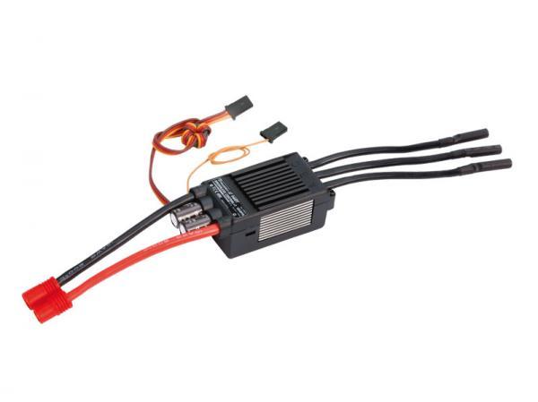 Graupner 120A HV Brushless Control +T 120 Opto G6