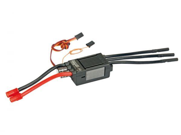 Graupner 160A HV Brushless Control +T 160 Opto G6