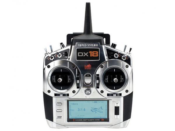 Spektrum DX18 V2 18Kanal Telemetrie- anlage mit AR9020 Mode 2