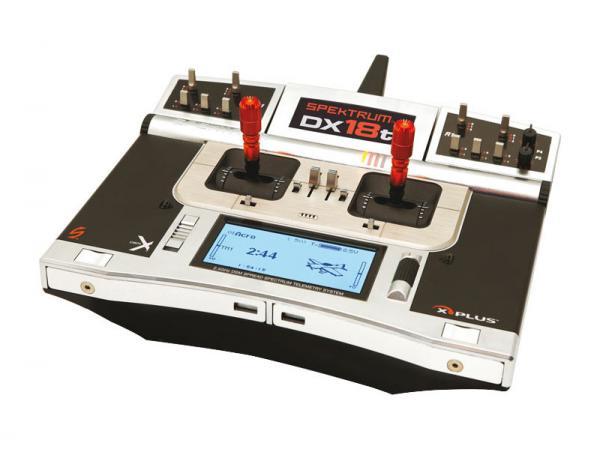 Spektrum DX18T Telemetrie DSMX nur Sender